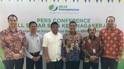 Launching Arion Mall Sebagai Mall Sadar BPJS Ketenagaker